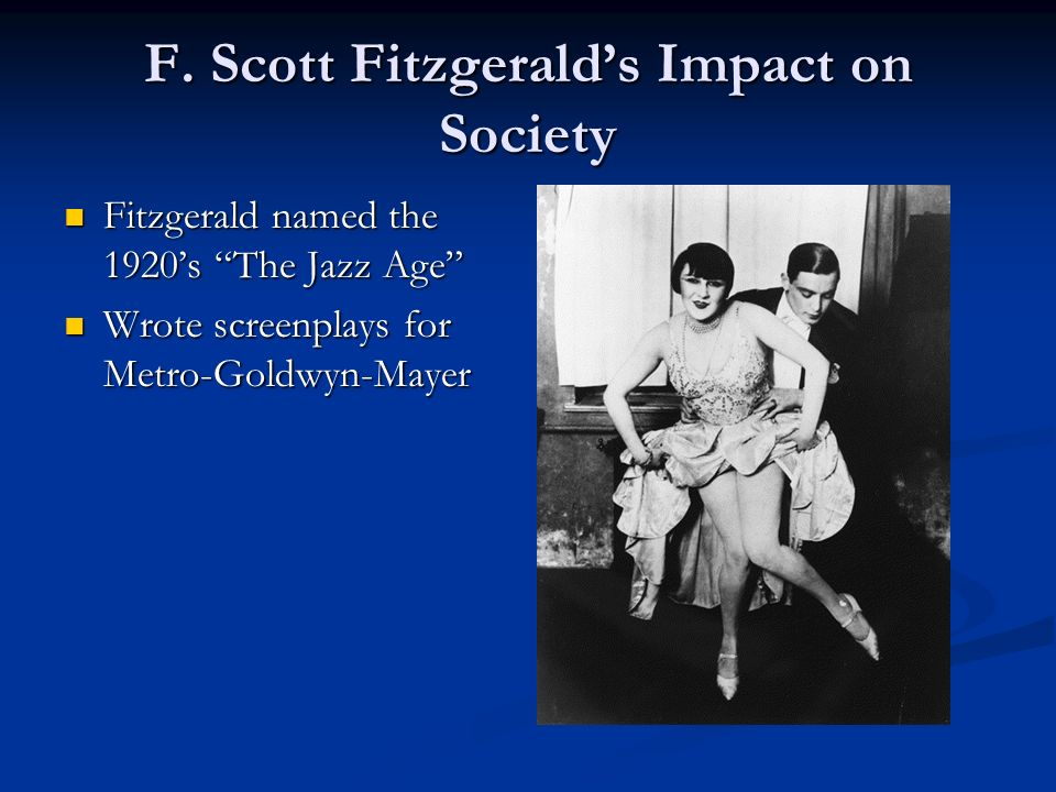 jazz impacts on society The social significance of the blues and its impact on jazz to understand the part played by the blues in american society, we need to consider what psychological imprints the blacks inherited from the years of slavery as well as what cultural and artistic forms existed during those times.