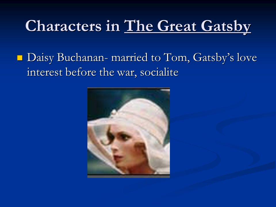 the great gatsby daisy analysis