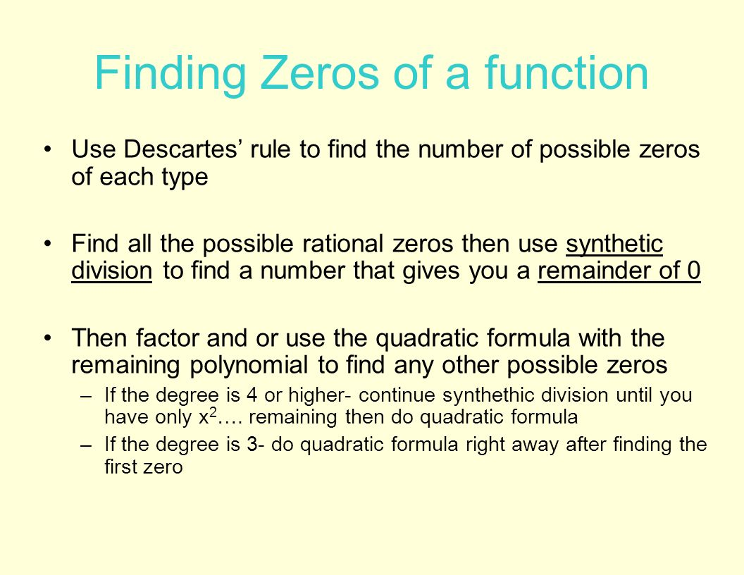 Factoring Posters And Student Handouts Finding Zeros Of A Function 39 Find  All