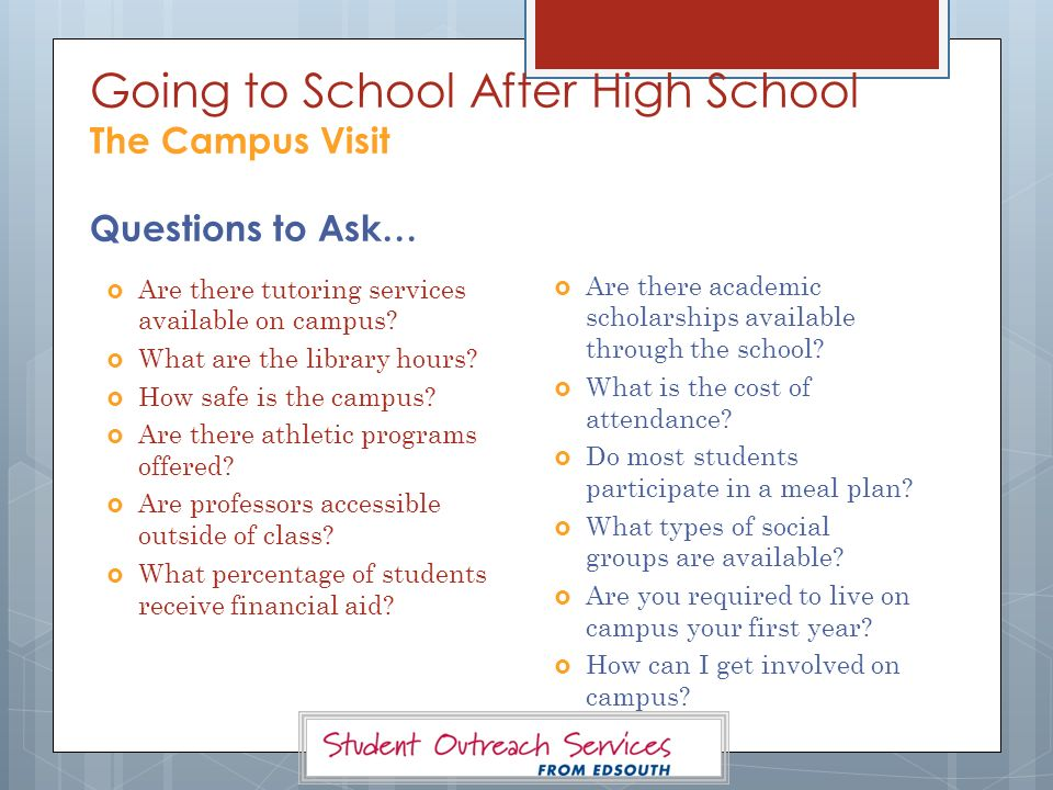 College Application Essay Questions