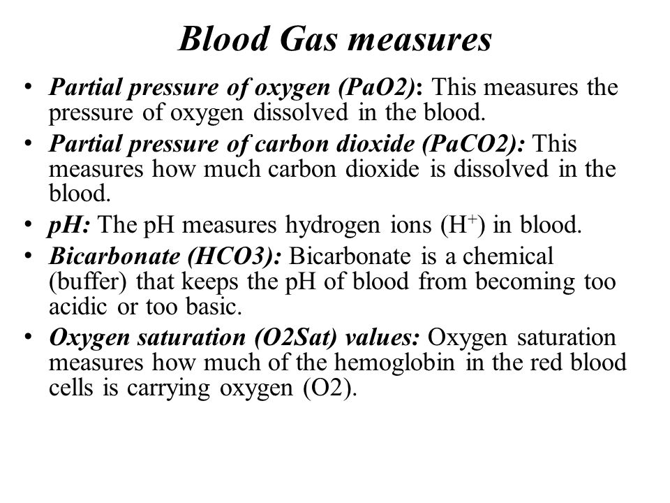 Blood Gases, pH, and Buffer system - ppt video online download