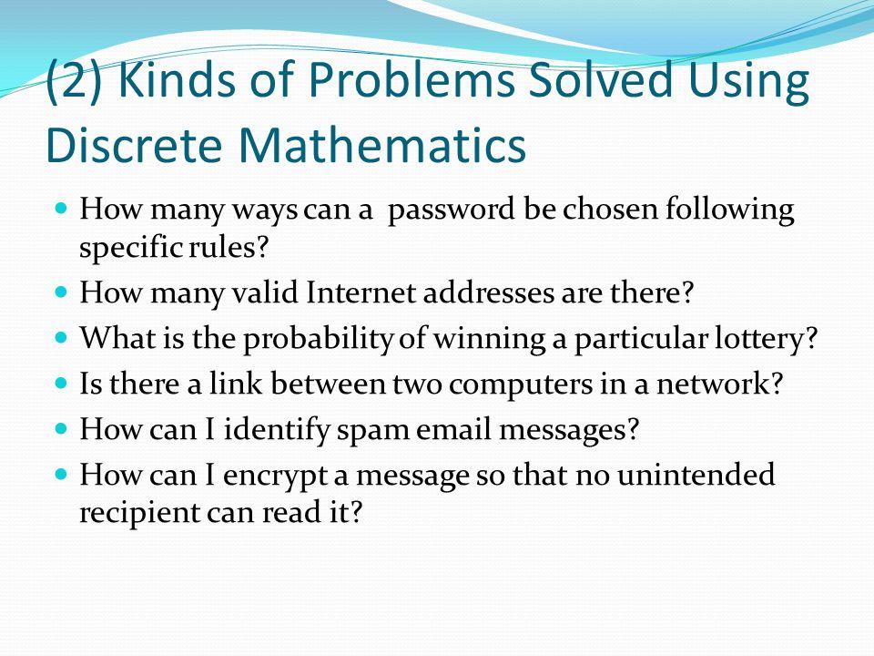discrete math prob