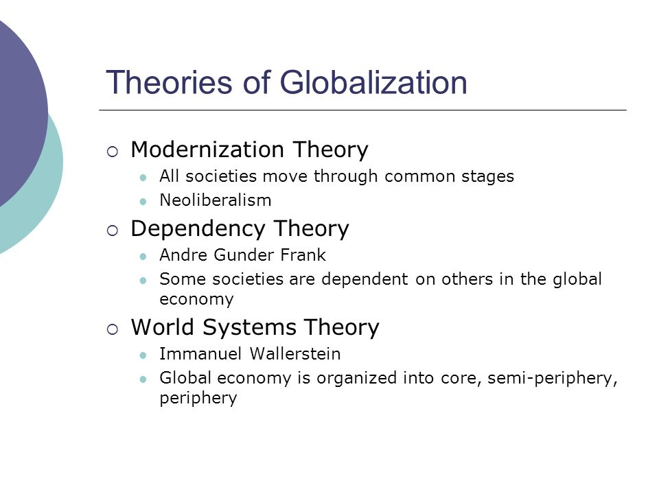 dependancy theory and andre gundre frank