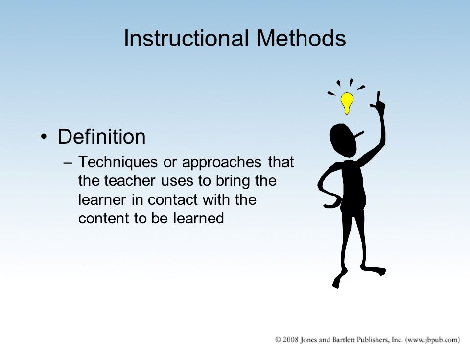 Instructional strategies approaches 2 essay