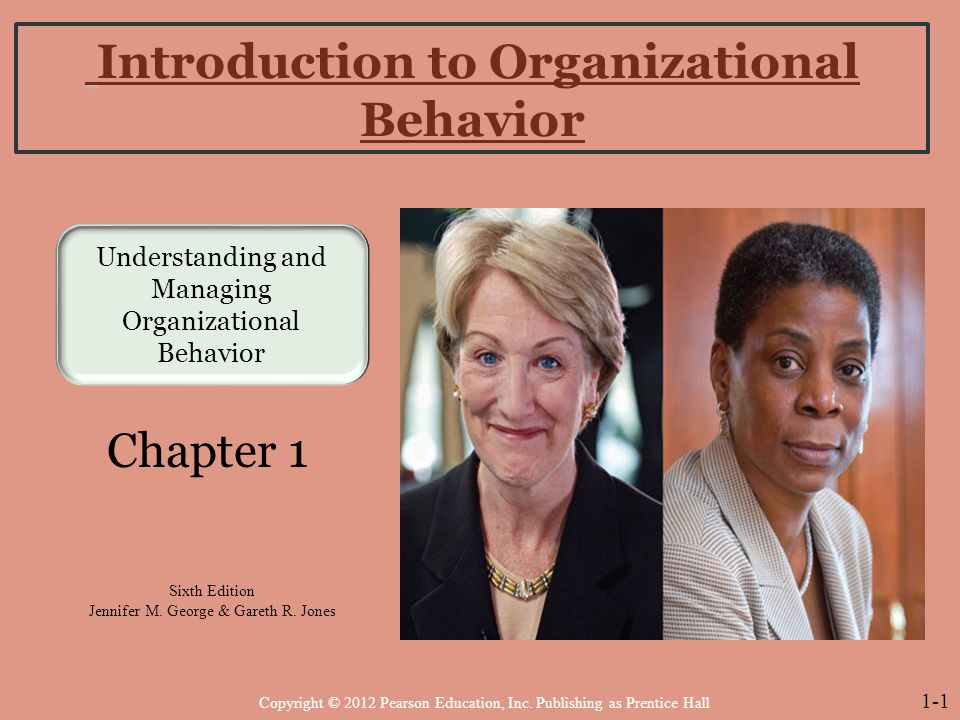 an introduction to organizational behavior Key benefit: encourage problem-solving and critical thinking with organizational behavior: an introduction to your life in organizations—a practical, student-oriented, and experientially based text key topics: the author examines cross-cultural relationships, global issues that impact businesses today, and the relevance of ob to future careers.
