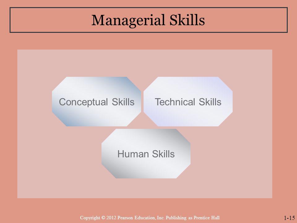 human technical and conceptual skills pdf