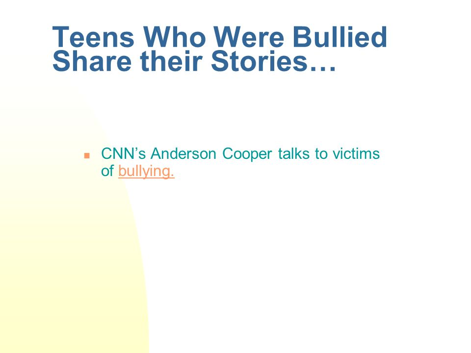 cyber bullying essay yahoo Best answer: it wasn't too bad, i made a few corrections for you :) what is bullying bullying is a form of abuse it's when an individual is being tormented either psychologically or physically by a group of people or a person.