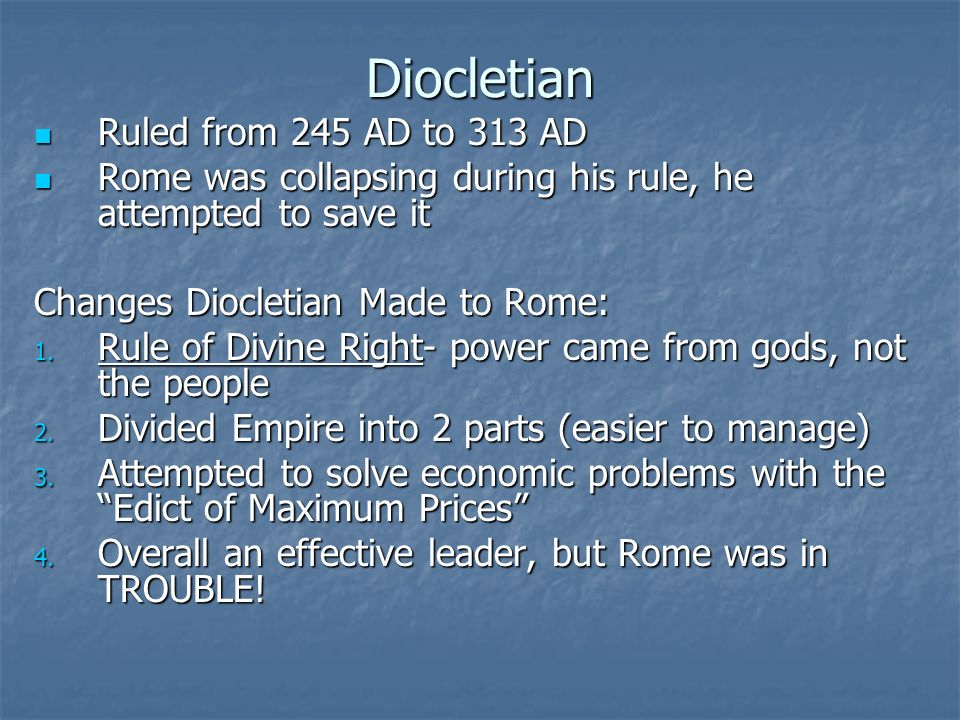 diocletian essay The metadata below describe the original scanning follow the all files: http link in the view the book box to the left to find xml files that contain more.