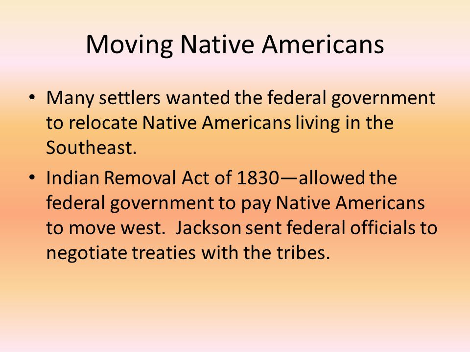 What motivated americans to move west