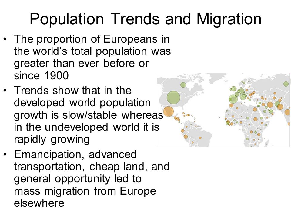 population trends in australia essay