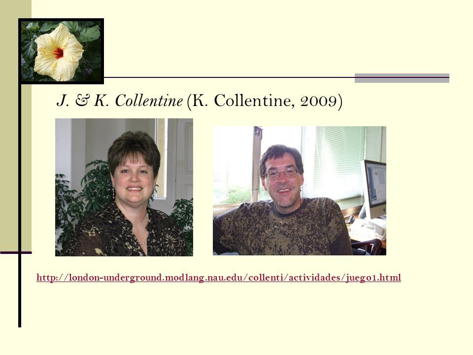 J. & K. Collentine (K. Collentine, 2009)