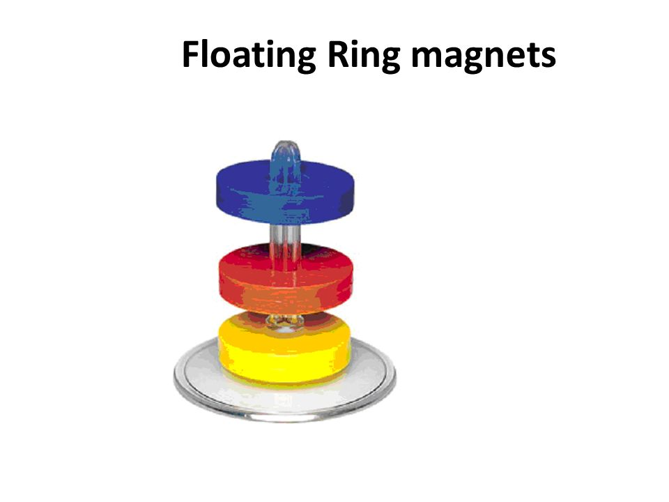 Floating Ring magnets