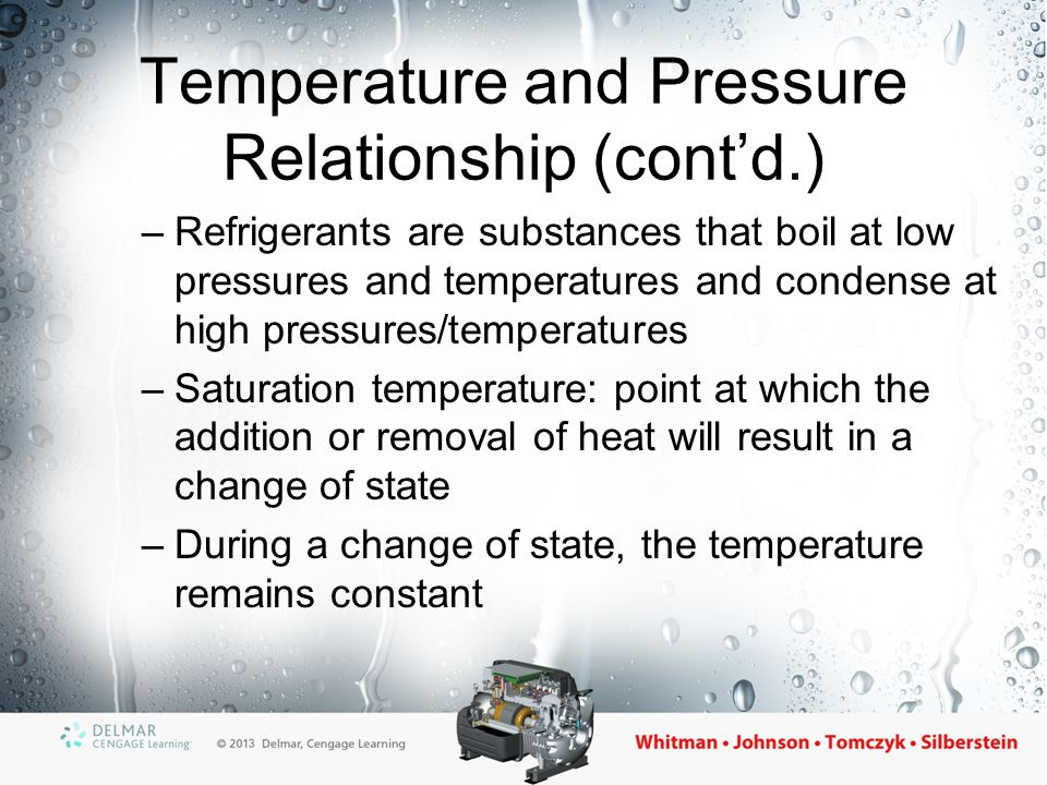 relationship of temperature and heat
