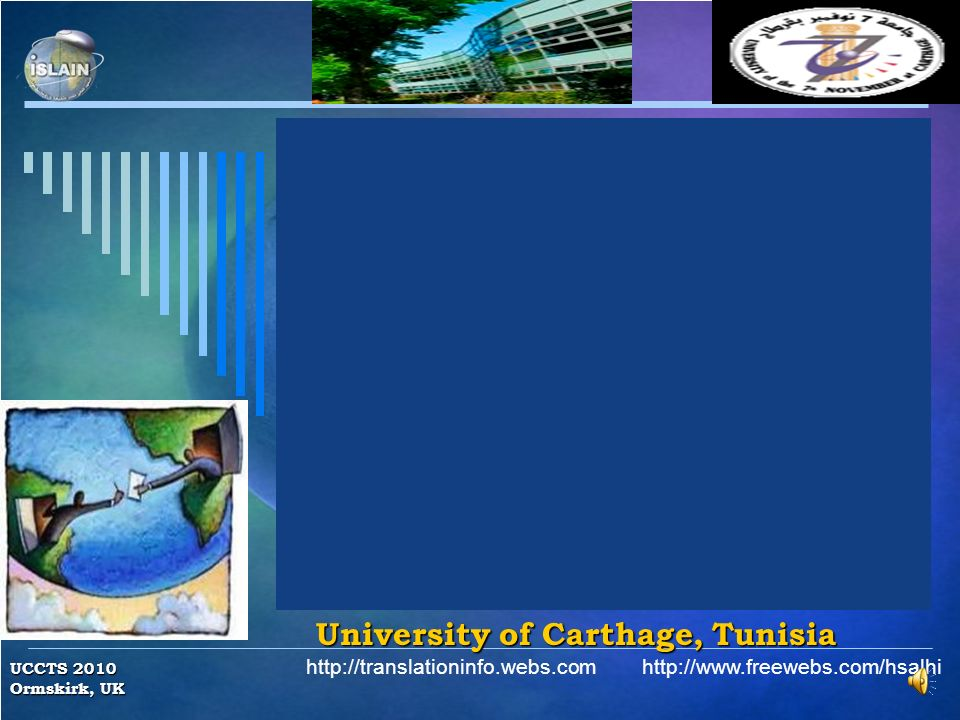 Hammouda Salhi University of Carthage, Tunisia