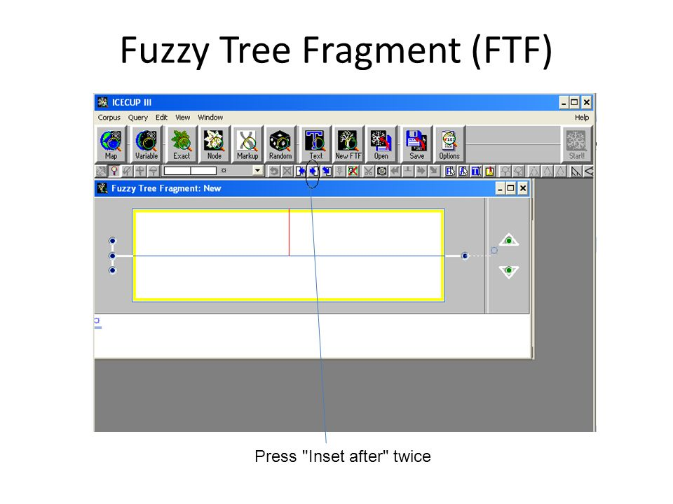 Fuzzy Tree Fragment (FTF)