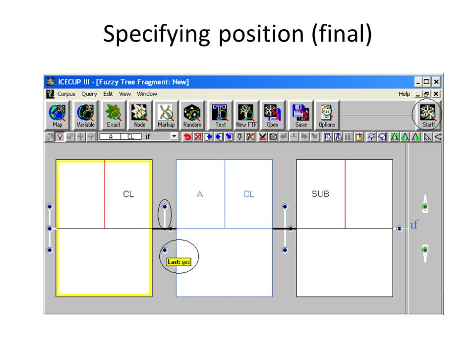 Specifying position (final)