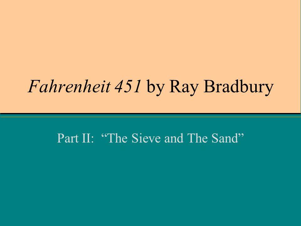 An Analysis Of The Fire Symbol In Fahrenheit 451 By Ray Bradbury