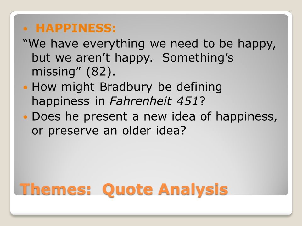 Quotes From Fahrenheit 451 Interesting Part Iii Burning Bright  Ppt Download