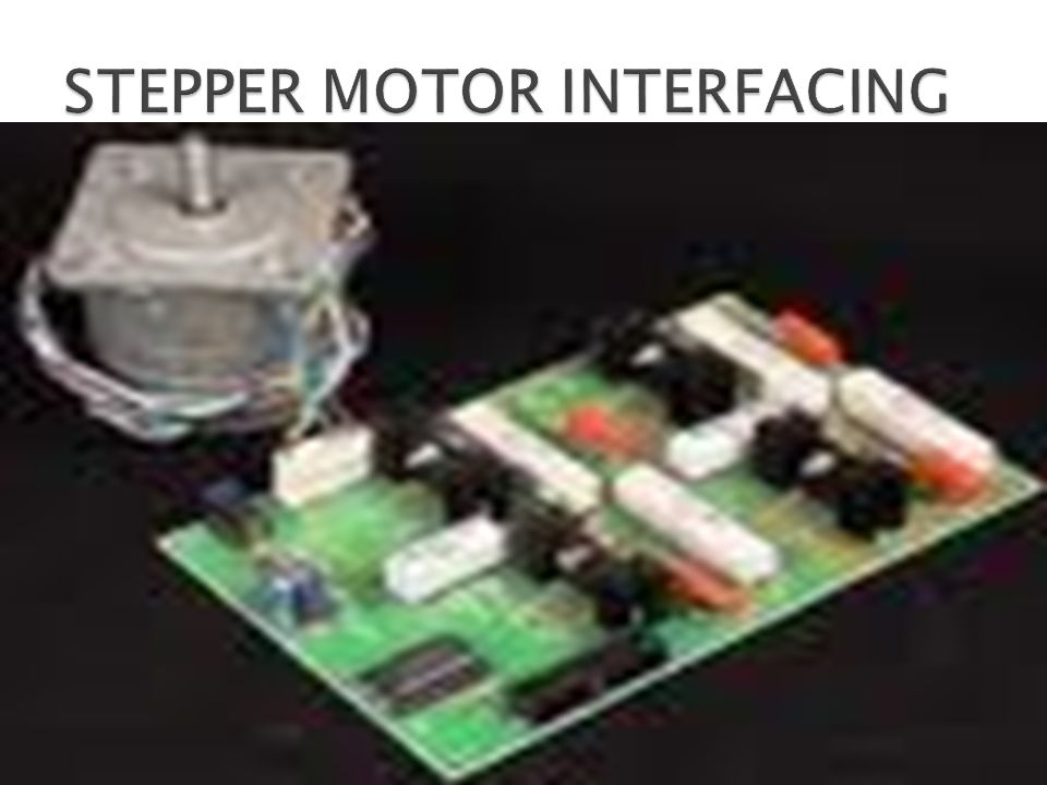 Microprocessor and micro controller lab ppt video online for Stepping motors and their microprocessor controls