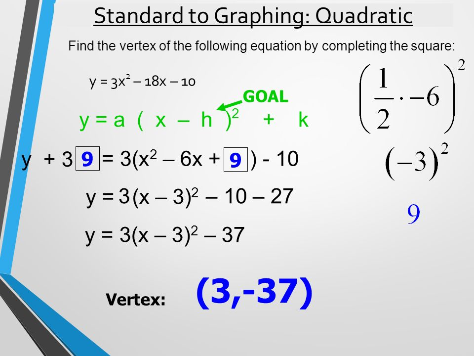 Quadratic Formula . - ppt video online download