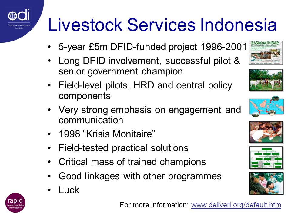 Livestock Services Indonesia