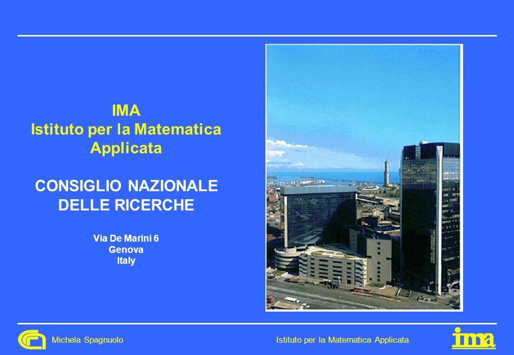 Istituto per la Matematica Applicata