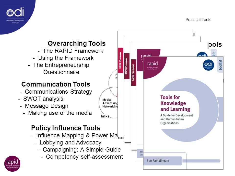 Context Assessment Tools