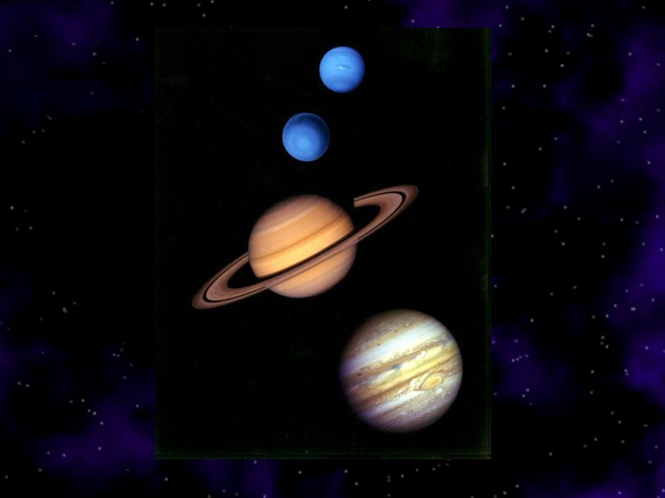 what are the gas planets called - photo #41