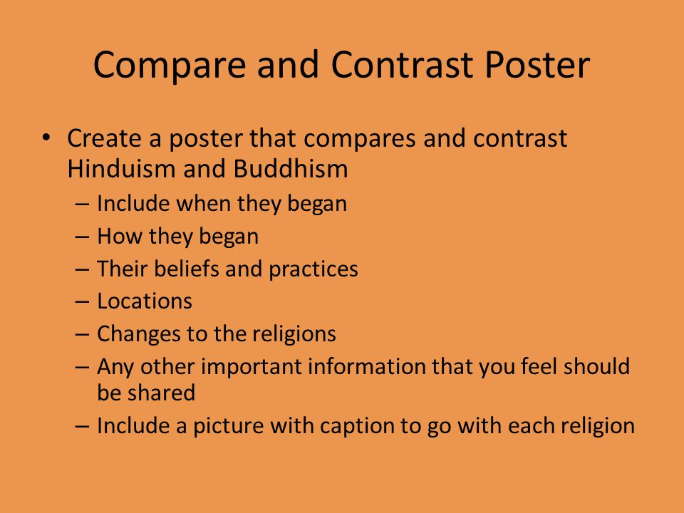 compare and contrast the teachings in The second basket is the discourse basket containing a collection of the buddha's teachings compare and contrast each of these religious sacred texts are.