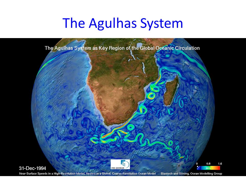 The Agulhas System
