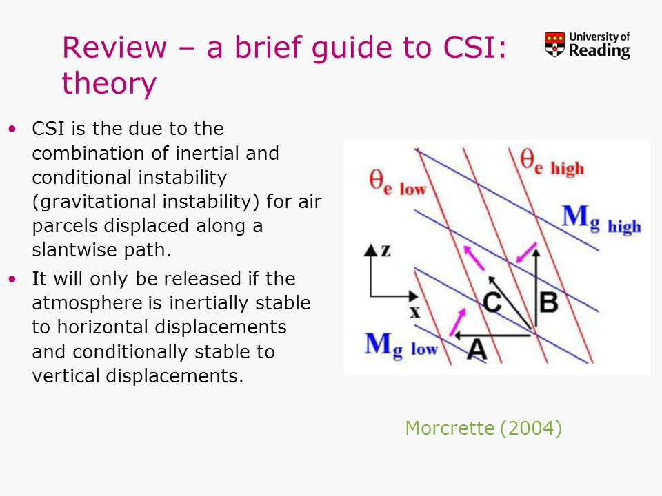 Review – a brief guide to CSI: theory