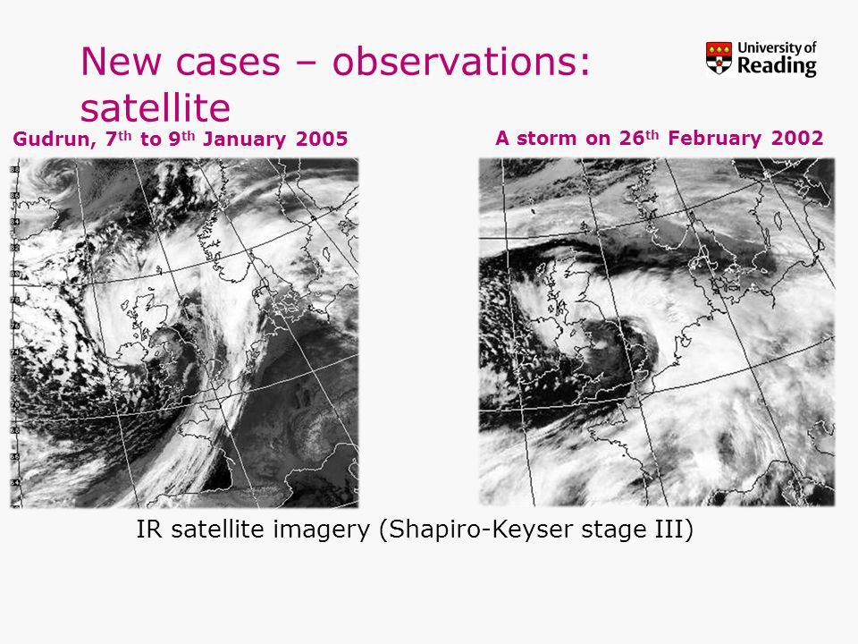 New cases – observations: satellite
