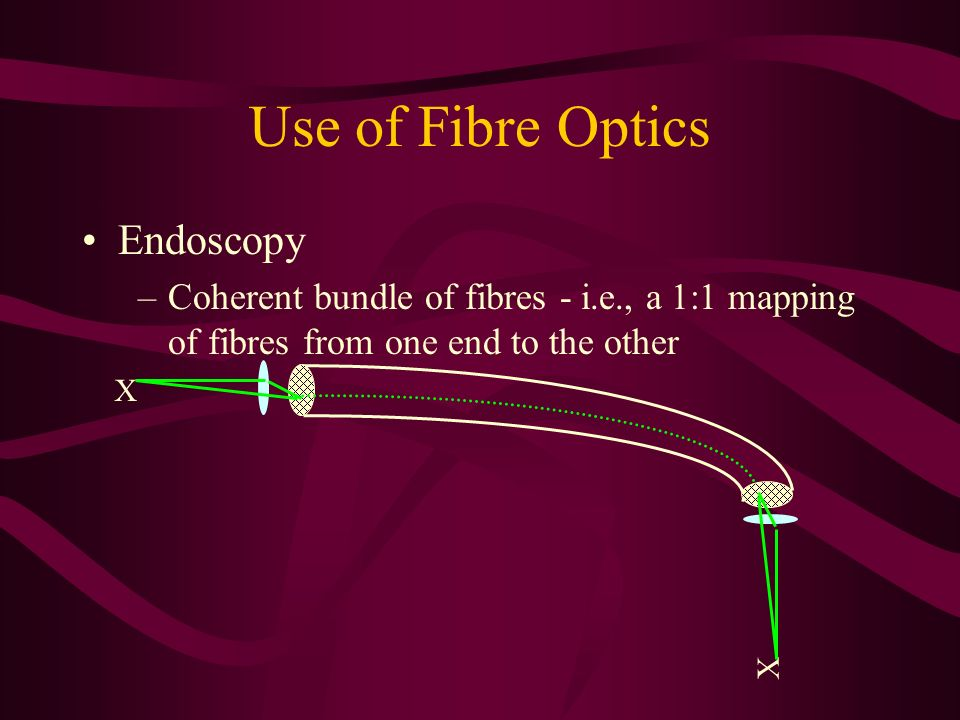 Use of Fibre Optics Endoscopy