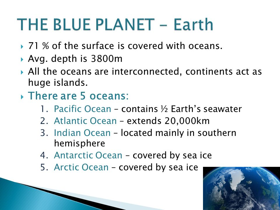 Physical Oceanography Ppt Video Online Download - All 5 oceans