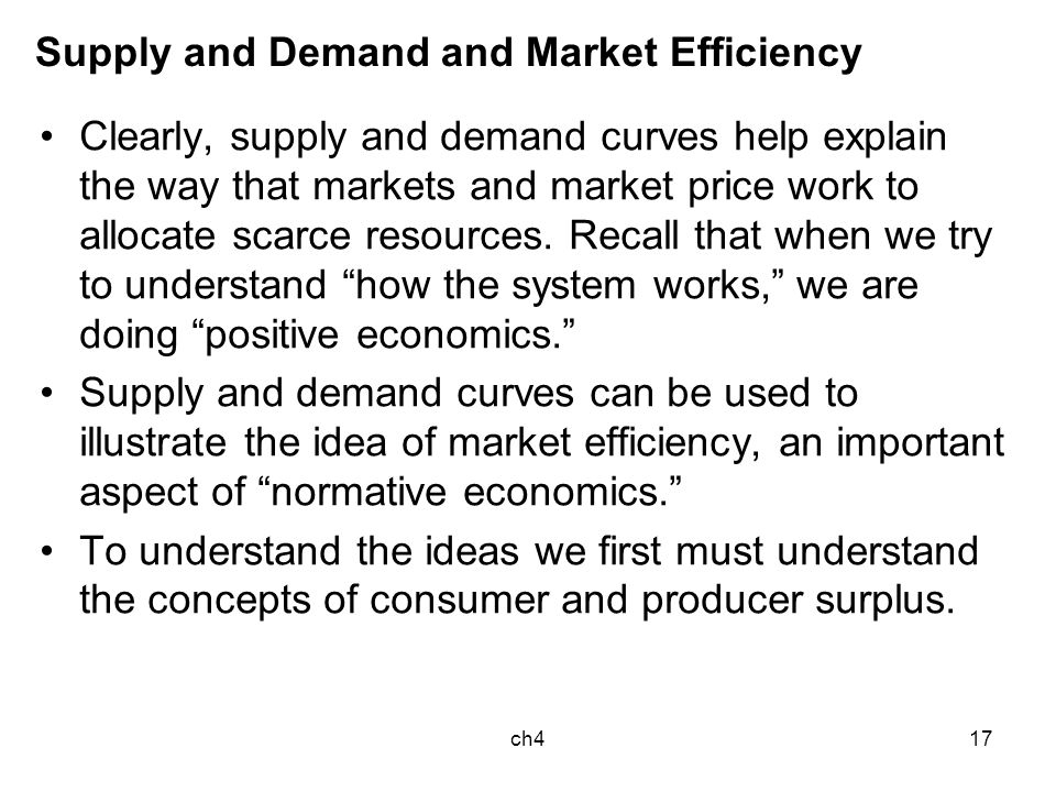 the price system demand supply and Equilibrium price and quantity for supply and demand.