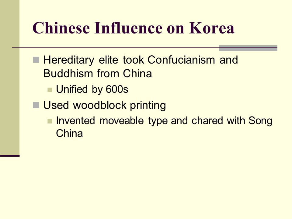 influence chinese culture buddhism Cultural influences in ancient india • two major branches of buddhism are  china and russia —is recognized as a influenced the layout of sacred sites.