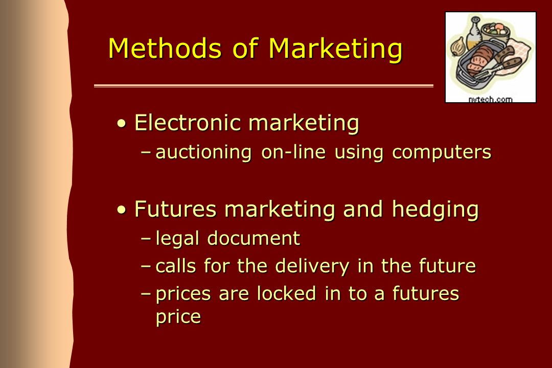 methods of e marketing Instead of focusing on costly marketing methods, such startups must focus on  if  you find such mentions in online publications or websites, email the site editor.