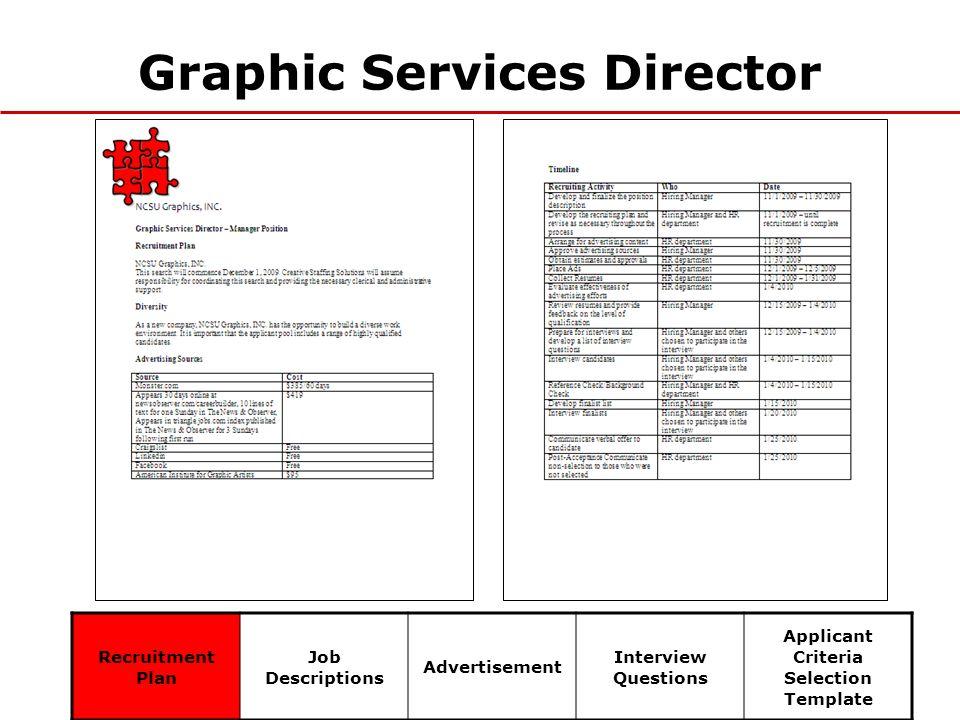 ncsu graphics, inc. creative staffing solutions, llc - ppt video, Presentation templates