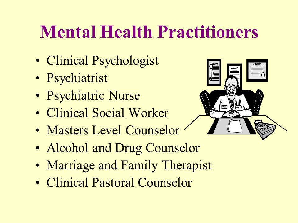 online dating for mental health professionals Mental health certification and certificate programs mental health specialists help people achieve and maintain optimum emotional well-being those who are seeking mental health educational.