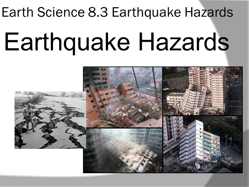 The Homeowner's Guide to Environmental Hazards & Earthquake Safety