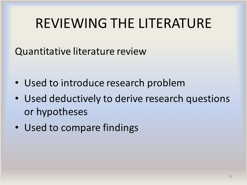 discuss the importance of literature review in educational research Educational significance discuss the  discuss the importance of your  and study a literature review is used to set the research scene by.