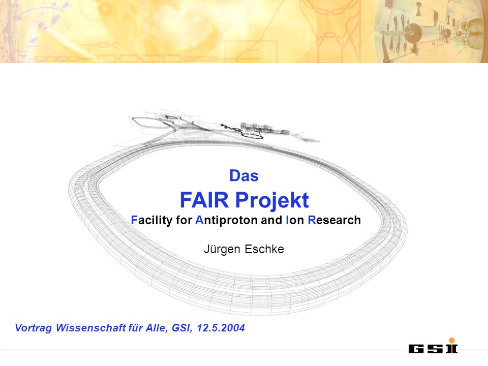 Facility for Antiproton and Ion Research