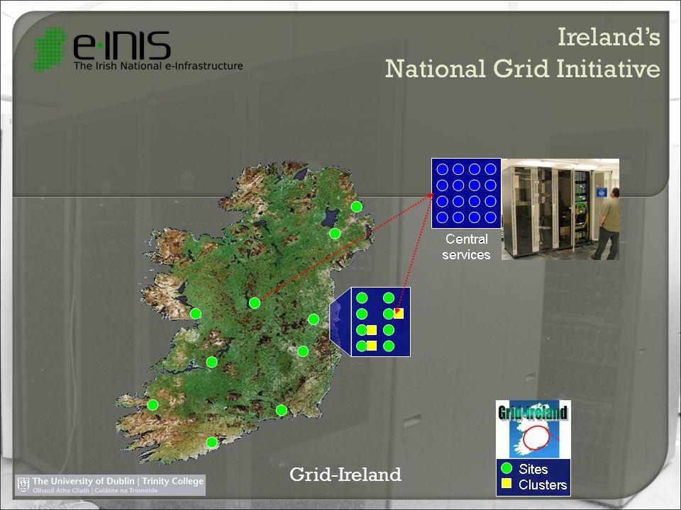 Ireland's National Grid Initiative