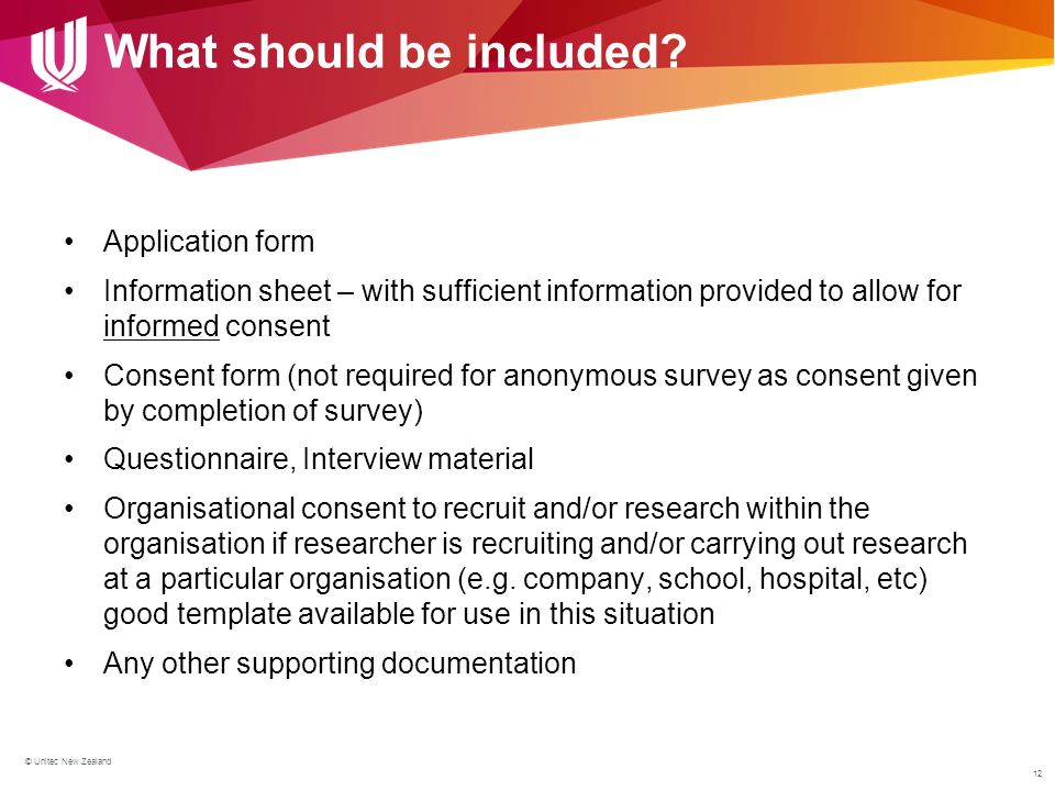 Ethical Standards For Conducting Research At Unitec - Ppt Download