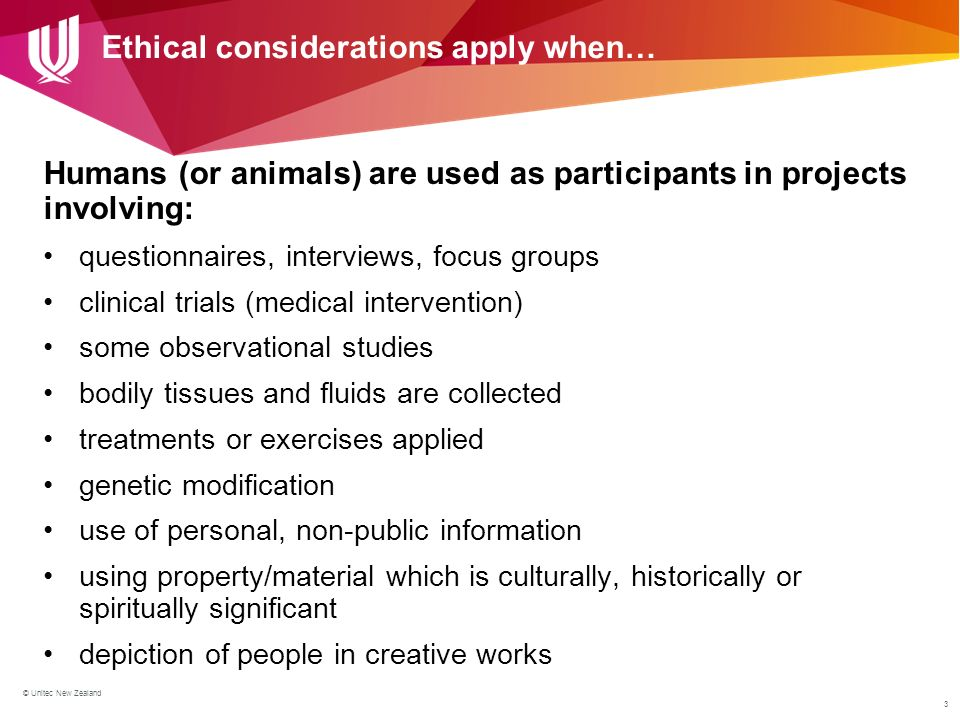 ethical considerations in dissertation research