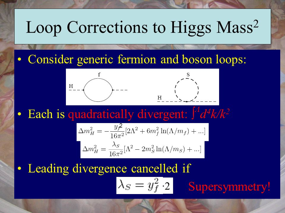 Loop Corrections to Higgs Mass2