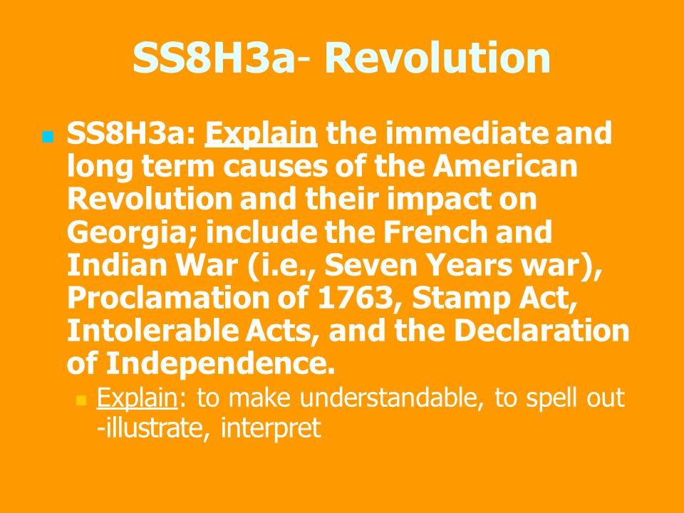 american revolution term paper View this term paper on war american revolution the objective of this study is to write on the causes and major outcomes of the american revolutionary war.