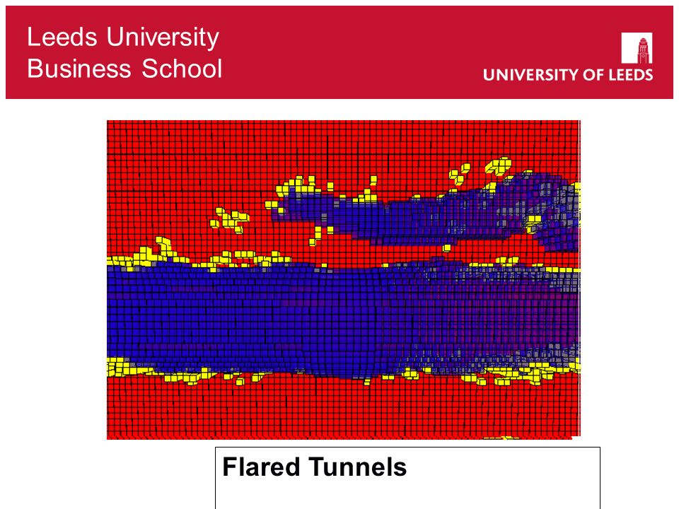 Flared Tunnels