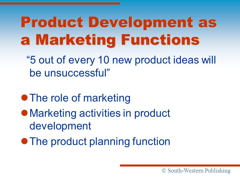 Develop a new product 10 1 what is a product ppt video for Product design marketing