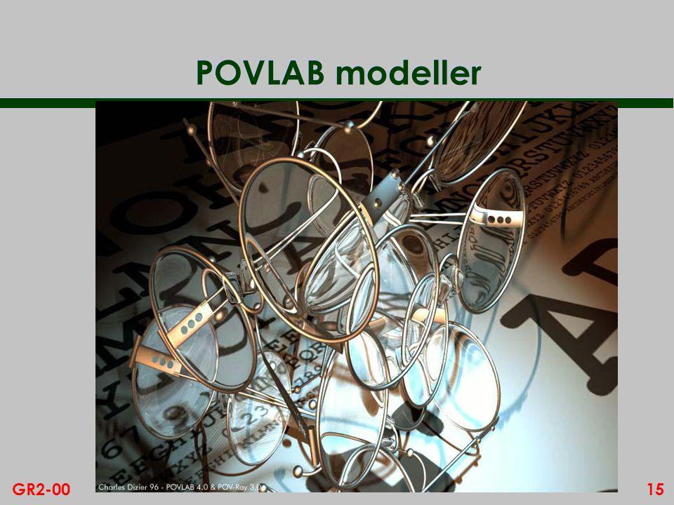 POVLAB modeller